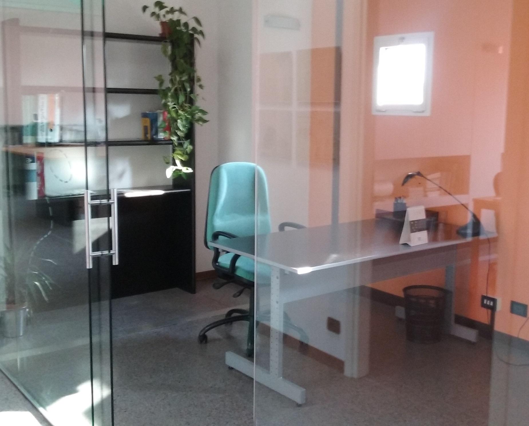 Centro Coworking - postazioni ufficio