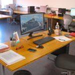 Centro Coworking - postazioni L